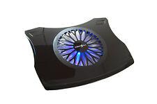 """Kühler für Notebook Laptop Fan für17"""" 19"""" zoll  20cm Lüfter mit Blau LED  XXL"""