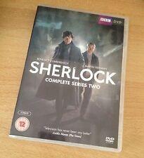 Cofanetto dvd Sherlock seconda stagione 2 benedict cumberbatch Holmes