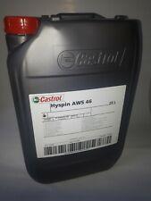 20 ltr. Castrol Hyspin AWS 46 zinkfreies Hydrauliköl