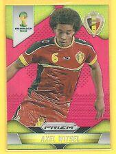 2014 Prizm World Cup Axel Witsel Red Refractor /149 Belgium