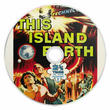 This Island Earth (1955) Horror, Mystery, Sci-Fi Movie / Film on Dvd