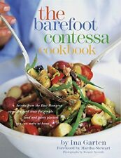 The Barefoot Contessa Cookbook by Ina Garten (1999, Hardcover)
