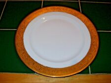 BEAUTIFUL HAVILAND LIMOGES THISTLE PATTERN 10 INCH DINNER PLATE
