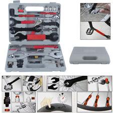 44tlg. Fahrrad Werkzeug Reparatur Box Set Werkzeugkoffer Werkzeugtasche GOOD 08