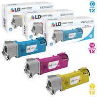 LD Compatible Xerox 106R01594 Cyan, 106R01595 Magenta & 106R01596 Yellow Toner