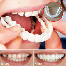 Silicone Tooth Orthodontic Braces Dental Fake Teeth Straight Perfect Smile Fit