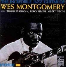 Wes Montgomery Incredible jazz guitar of (N.Y.C., Jan. 26th/28th, 1960) [CD]