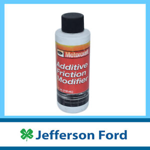 Genuine Ford  Xl3 Motorcraft Friction Modifier Additive Cougar Courier Ecosport