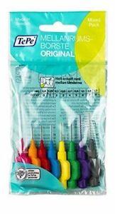 20 Χ Tepe Interdental Brushes Variety Pack