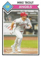 2021 Topps 582 Montgomery Club Lost Set Design *You Pick* Trout +