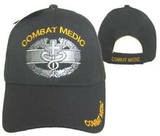 Combat Medic Ball Cap Hat Baseball Embroidered 3D (Licensed)