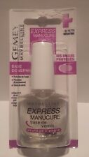 Vernis à Ongles Express Manucure Base De Vernis Gemey Maybelline