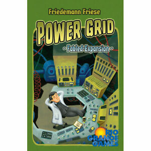 Power Grid: Fabled Expansion