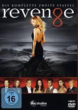 Revenge. Staffel.2, 6 DVDs