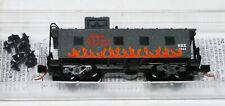 Micro-Trains 100260 N 38' Steel Side Caboose Car Smokey Bear  SBX 1944