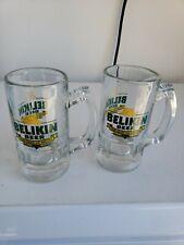 Belikin Beer The Beer Of Belize Glasses Set Of 2