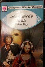 Sea Raven's Bride by Helen May Masquerade Historical Romances 0263737551
