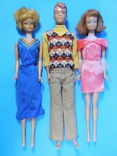 Barbie Alan Midge Doll Original 1960's Mattel Vintage Dolls