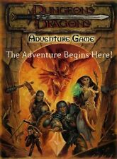 THE ADVENTURE GAME VF! Begins Here Boxed Set D&D Dungeons Dragons Basic Box WOTC