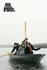 "ARCTIC MONKEYS POSTER ""LAKE"" LICENSED ""BRAND NEW"" ALEX TURNER, JAMIE COOK, MATT"