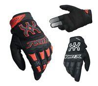 TWO-X Handschuhe Racer schwarz oder rot Quad Motocross Enduro MX Glove