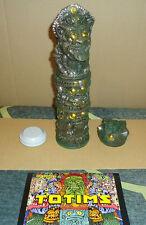 Totims - Ankor Wat Edition - Sofubi Toy [By Tim Clarke, Boglins creator] sofvi