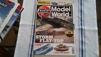 Airfix Model World JUL 2017 #80 HURRICANE MK 1B IJN NAGATO MIAI/2