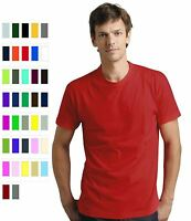 SOL'S Regent Mens Light Weight T-Shirt 100% Cotton Casual Plain Tee Top S-3XL