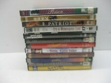 """Lot Of 12 Classic Films """"Laura"""" """"Shakespeare In Love"""" """"Pleasantville"""" Dvd Moves"""