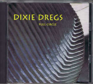 CD DIXIE DREGS - Full Circle (1994) Inst CountryRock, with Steve Morse