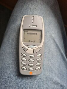 Nokia 3330 - Grey (Unlocked) Mobile Phone