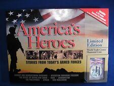 AMERICAN HEROES 2011-P 9/11 Silver Medal WHITMAN ScrapBook. PCGS PR70DCAM.  #35