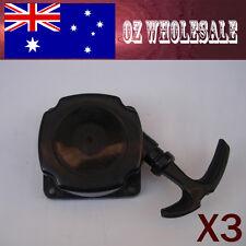3X Pull Start Starter Chainsaw Hedge Trimmer Longreach Brush Cutter Lawn Mower