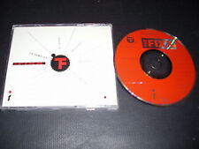 RARE PROMO ONLY The Fixx CD SAMPLER Ink album Richard Termini 1991 4 tracks