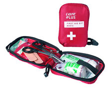 Care Plus Basic Emergency First Aid Kit Travel Sports Car Kitchen Outdoor 1st