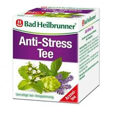 BAD HEILBRUNNER Tee Anti Stress Filterbeutel 8 St PZN 2950007