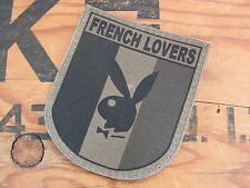 """SNAKE PATCH -  FRANCE OPEX """" FRENCH LOVERS """" AIR isaf TAP OD basse visibilité"""