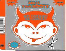 ILL DISCO - Shake your booty CDM 4TR House 1995 (Royal Records)
