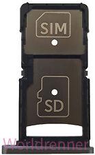 SD Sim Bandeja N Soporte Tarjetas Memória Memory Card Tray Motorola Moto X Force