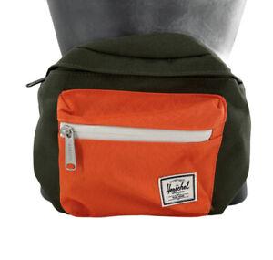 Herschel Supply Seventeen Lt Grey Fanny Pack Waist Bag Crossbody Sling Small Bag