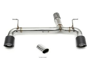 Fabspeed BMW 335i & 435i (F30/F32) Muffler Bypass Exhaust System Polished