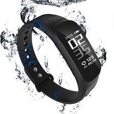 WP112 Bluetooth Smart Watch Uhr LED Alitmeter Schrittzähler Für Android Sumsung