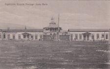 CHILE - Iquique, Escuela Domingo Santa Maria