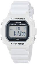 Casio Unisex Clásico Digital Funda Grande Reloj De Resina De Batería De 7 año