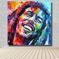Bob Marley Portrait 5D DIY Diamond Painting Embroidery Needlecraft Kits 6 Sizes