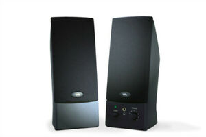 Cyber Acoustics Cyber Acoustics CA2016 2-Piece USB Powered Computer Speaker Syst