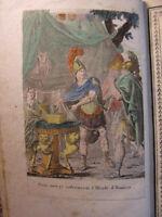 JC. Jumel. Galerie des enfants. Frontispice couleur. 1814.