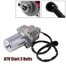 3 Bolt Upper Electric Starter Motor for 50Cc 70Cc 90Cc 110Cc 125Cc Dirt Pit Bike