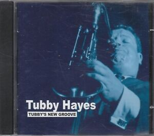 TUBBY HAYES - tubby's new groove CD