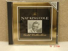 *CD Nat King Cole - Gold Collection    Digital Remastering                    B3